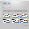 Премиум тема для WordPress от ThemeForest: Designer
