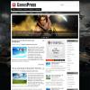 Игровая тема wordpress: GamesPress