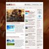 Шаблон wordpress об играх: GamesBlog