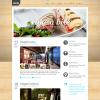 Шаблон для WordPress от YOOtheme: Tasty