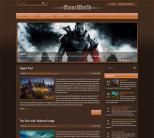 Игровая тема для wordpress от SMThemes: GameWorld