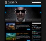 Кино шаблон от SMThemes: Filmatica