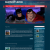 Кино шаблон для wordpress: SuperTheme