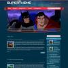 Кино шаблон для wordpress: SuperTheme