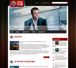 Кино шаблон для wordpress: CinemaClub