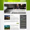 Бизнес шаблон для wordpress: BizCard
