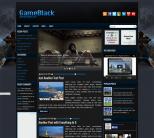 Новостная тема GameBlack