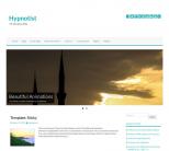 Светлая тема для wordpress Hypnotist