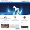Бизнес шаблон для wordpress: Tanzanite