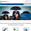 Бизнес шаблон для wordpress: Business Pro