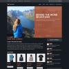 Шаблон wordpress для путешественников: Vanguard