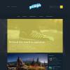Спортивный шаблон для wordpress: Sneakerpimps